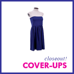 Closeout Swim Cover-Ups